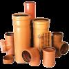 ПВХ трубы и фасонные части для канализации