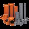 Полипропиленовые трубы и фасонные части для канализации