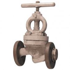 Клапан запорный стальной Ду25 Ру63 фланцевый 15с52нж9