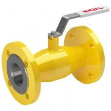 Кран шаровой naval стандартный проход газовый фланцевый 280540