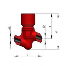 Клапан обратный 843-40-0а-04, 935-150-0М, 935-100-0АМ 935-100-0АМ