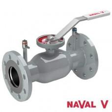 Кран шаровой navaltrim нержавеющий регулирующий фланцевый 266538v - 65 -Pn25