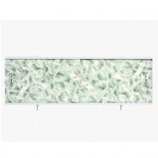 Экран под ванну Классик 150 зеленый мрамор Аляванн