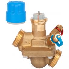 Клапан балансировочный AB-QM Ду20 без ниппелей 003Z0203/003Z1203 Danfoss