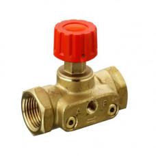 Клапан запорный ASV-M Ду25 003L7693 Danfoss