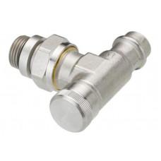 Клапан запорный RL угловой радиаторный 003L1825 Danfoss