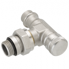 Клапан запорный RLV Ду10 прямой никель 003L0142 Danfoss