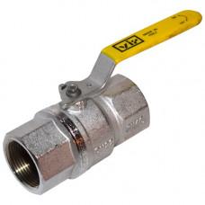 Кран шаровой латунь газовый Ду10 артикул 355 VIR