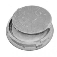 Люк полимерный Л 760х110 30кН две крышки
