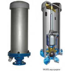Воздушный клапан для бесколодезной установки VAG BEV dn - 80