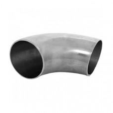 Отвод сталь крутоизогнутый оцинкованный 76 бесшовный ГОСТ 17375-2001