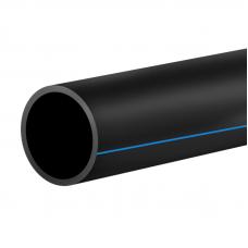 Труба ПЭ 100 напорная для воды Дн90х4,3 PN8 (SDR21) T
