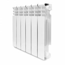 Радиатор алюминиевый Faral 500 4 секции Zehnder