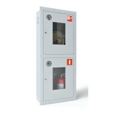 Шкаф пожарный правый ШПК-320 ВОБ