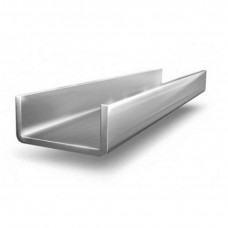 Швеллер гнутый нержавеющий AISI 304 (08Х18Н10) 160х100х5 мм