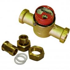 Счетчик для горячей воды СКБ-32 Ду32 Ру16 Т90C в комплекте Водоприбор