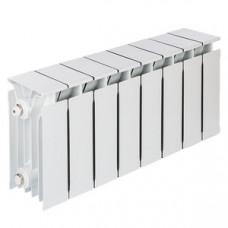 Радиатор комбинированный TENRAD AL/BM 150/120 8-секций артикул TNRD.AL/BM 15/8