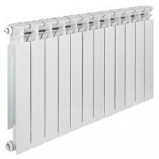 Радиатор биметаллический TENRAD BM 500/80 12-секций артикул TNRD.BM 58/12