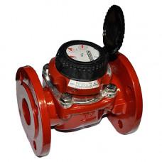 Счетчик для горячей воды ВМГ-80 Ду80 Ру16 Т150C фланцевый Водоприбор