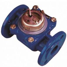 Счетчик для холодной воды с импульсным выходом ВСХНд-150 Ду150 Т50С 1000л/им фланцевый Тепловодомер