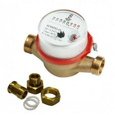 Счетчик для горячей воды ВСКМ 90-15 Ду15 L=110 Py10 Т90С в комплекте ПК Прибор