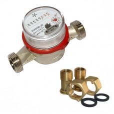 Счетчик для горячей воды ВСКМ 90-20 Ду20 Ру10 Т90С в комплекте ПК Прибор
