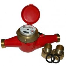 Счетчик для горячей воды ВСКМ 90-25 Ду25 Ру10 Т120С в комплекте ПК Прибор