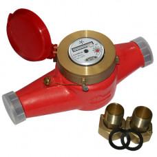Счетчик для горячей воды ВСКМ 90-40 Ду40 Ру10 Т120С в комплекте ПК Прибор