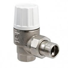 """Клапан термостатический повышенной пропускной способности угловой, 3/4""""; артикул VT.033.N.05 VALTEC"""