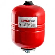 Бак расширительный для отопления 12л. КРАСНЫЙ артикул VT.RV.R.060012 VALTEC