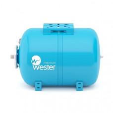 Бак мембранный для водоснабжения WAO-24 24л/10атм горизонтальный Wester