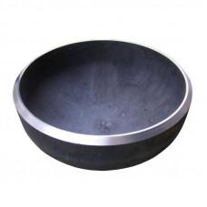 Заглушка сталь эллиптическая 108 под приварку ГОСТ 17379-2001